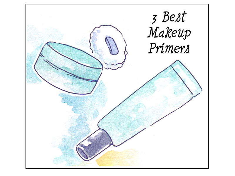 Лучшая база под макияж для сухой кожи