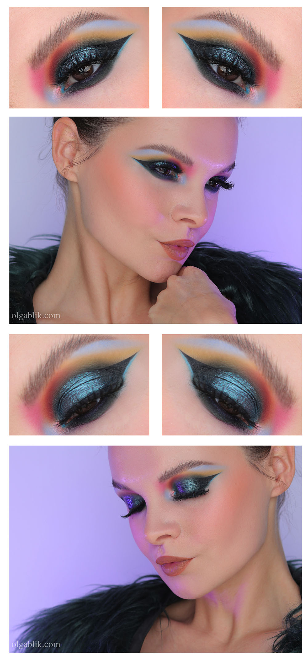 Креативный макияж глаз, макияж глаз фото, креативный макияж для фотосессии