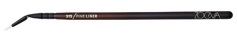 Лучшая кисть для подводки, кисточка для стрелок, кисть для подводки отзывы