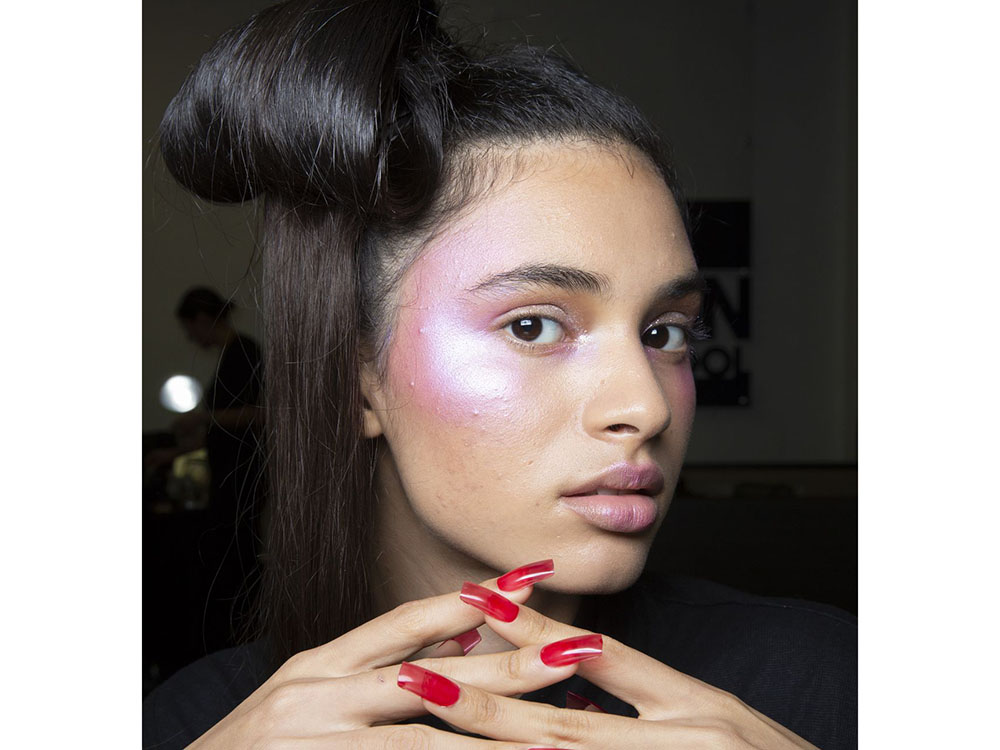 Модный макияж 2019 весна-лето, тенденции в макияже фото