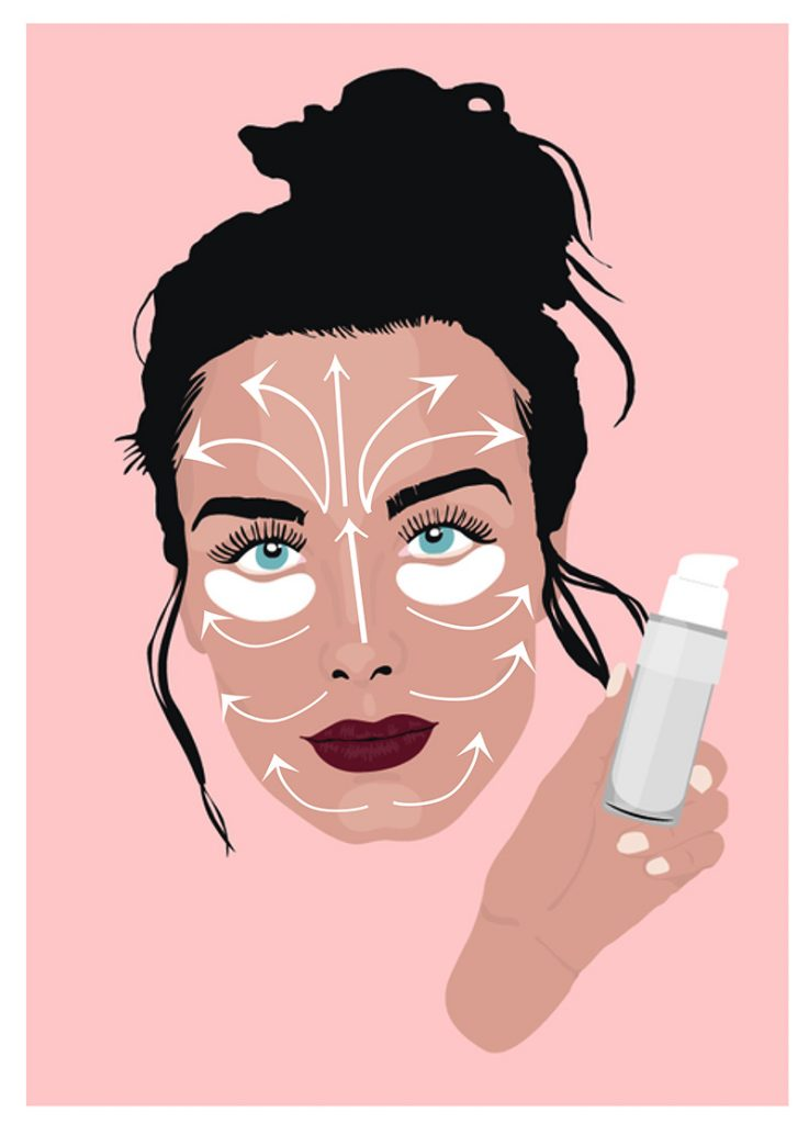 Снятие макияжа, как смывать макияж, демакияж, средство для снятия макияжа