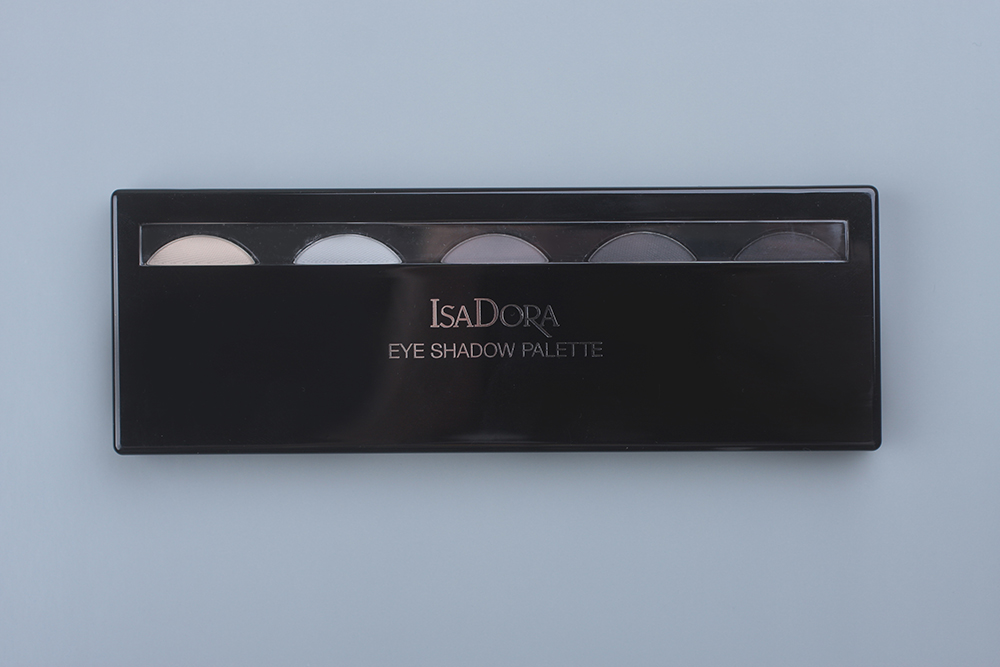 Тени для векIsadora Eye Shadow Palette, Палетка теней Isadora, Isadora отзывы