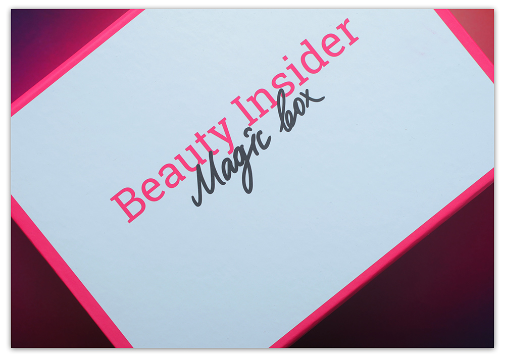 Beauty Insider, Beauty Insider Magic Box №27 отзывы, Beauty Insider Magic Box