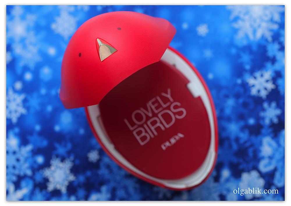 Pupa Bird 3 - PUPA Milano, Pupa Bird 3 птичка, отзывы Рождественская коллекция Пупа