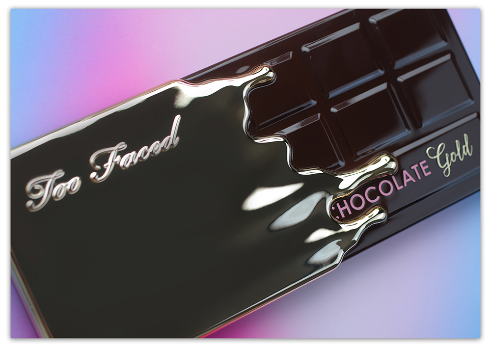 Too Faced Chocolate Gold Eyeshadow Palette, Палетка Too Faced Chocolate Gold, Отзывы на тени для век Too Faced Chocolate