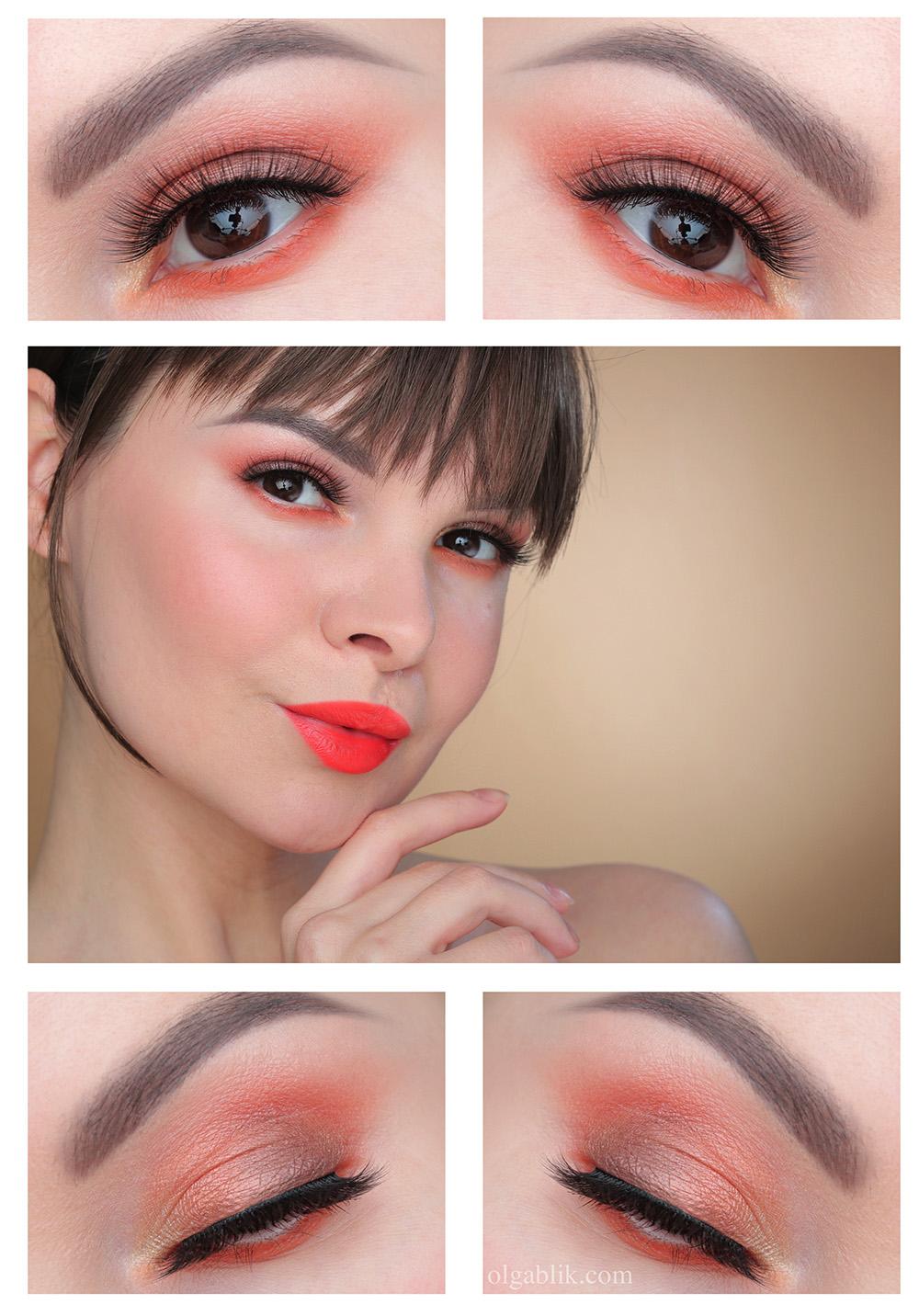 Бюджетный макияж, макияж недорогой косметикой, макияж с бюджетной косметикой