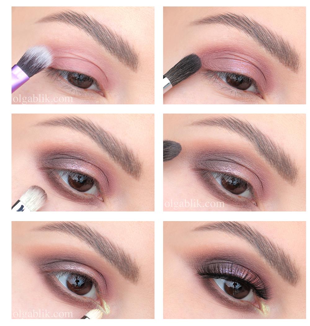 Как сделать повседневный макияж в домашних условиях фото 651