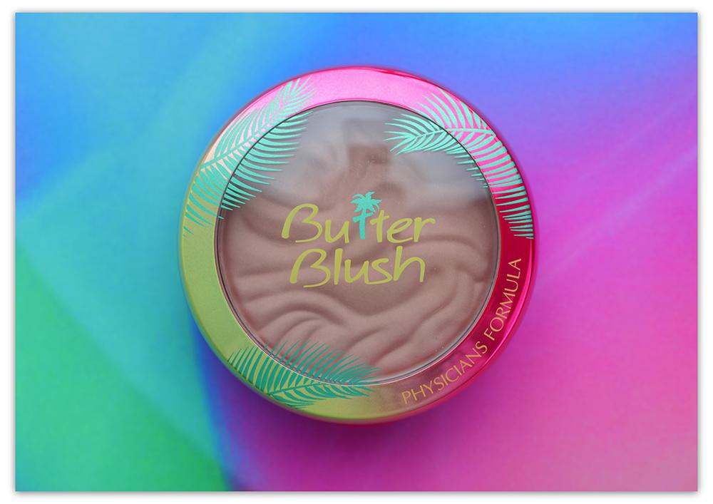 Physicians Formula Butter Blush тон сливово-розовый