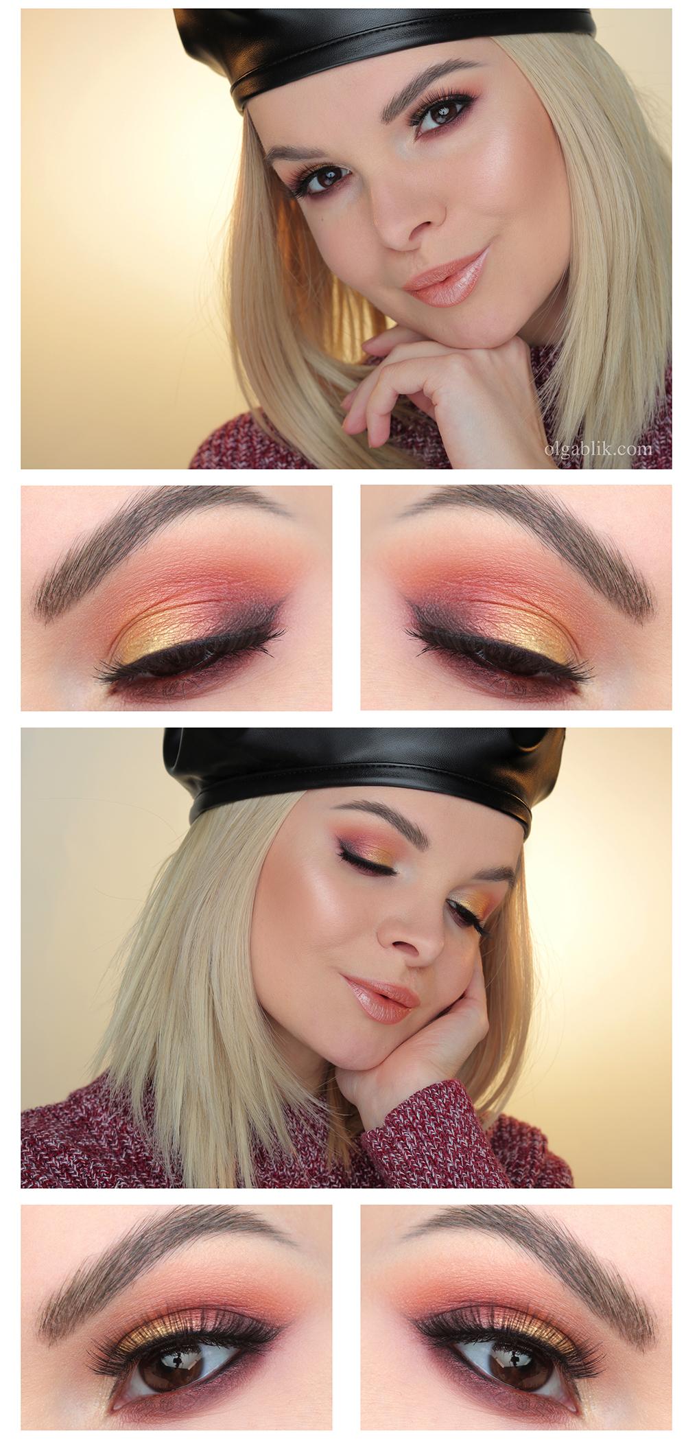 Как сделать макияж на каждый день, дневной макияж пошагово, урок макияжа