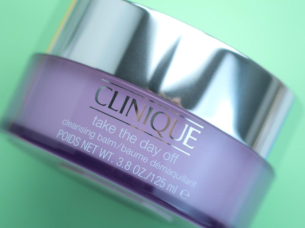Бальзам для снятия стойкого макияжа Clinique Take The Day Off Cleansing Balm