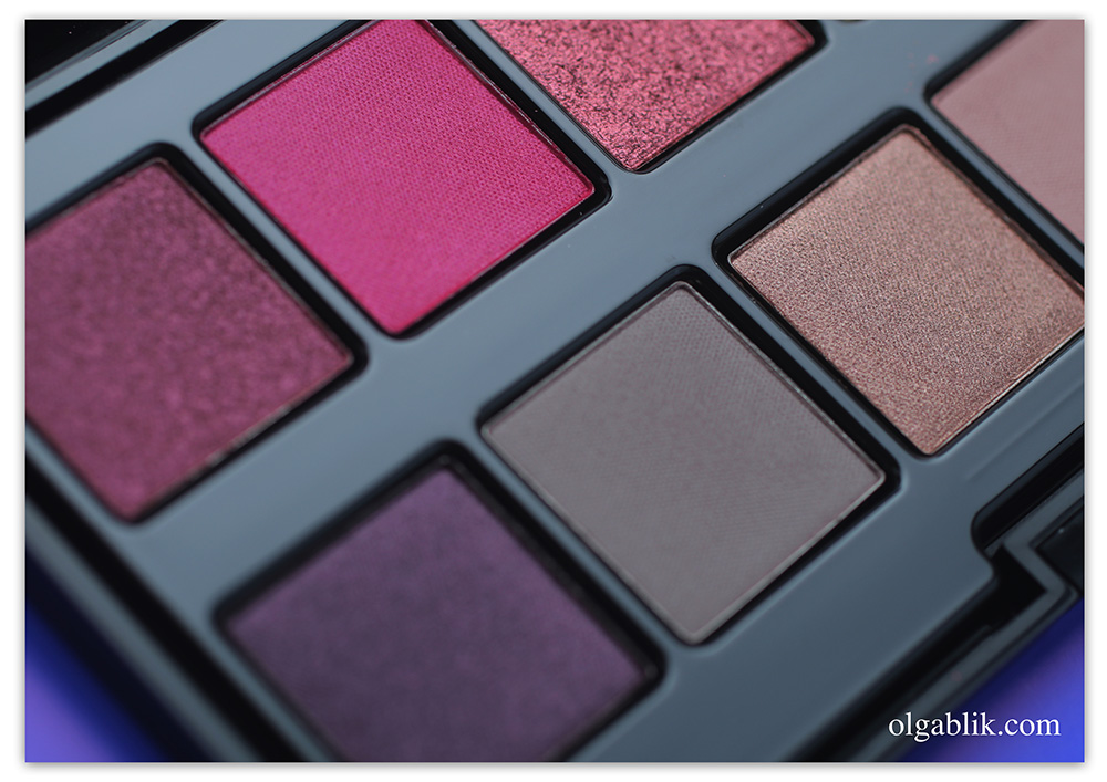 Палетка Pupa Make up Stories Palette Bright Violet