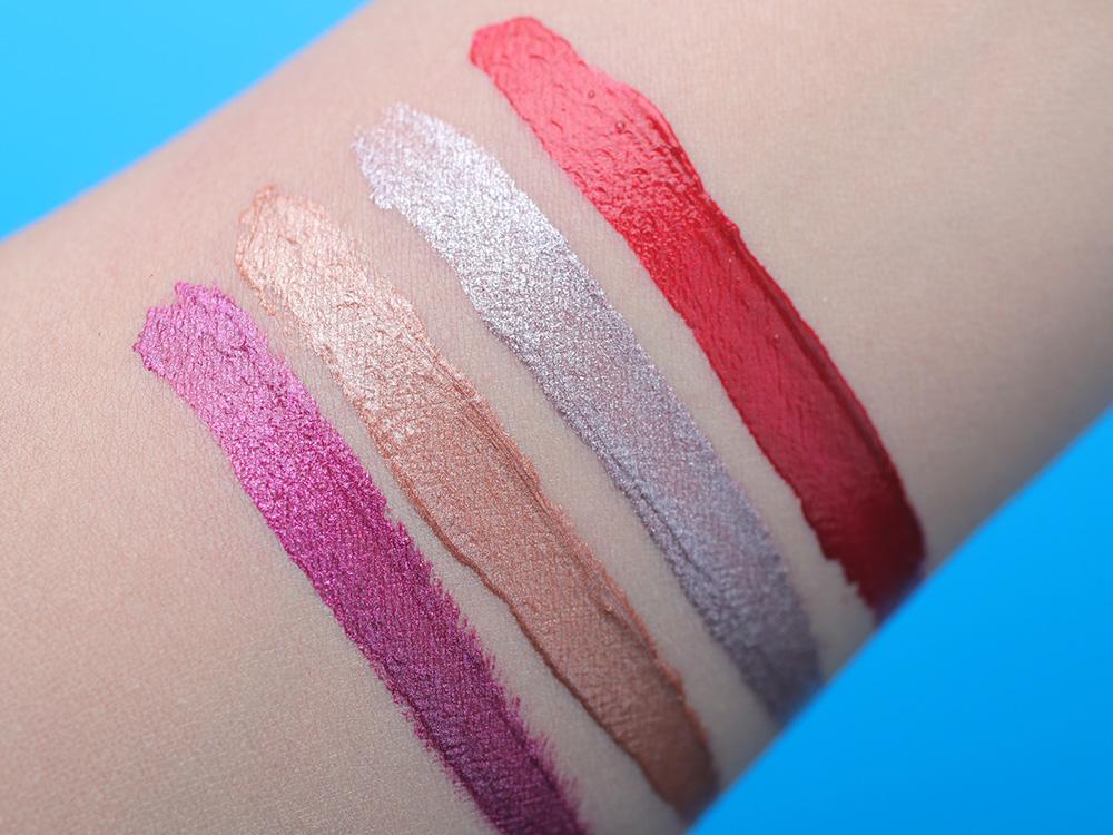 Жидкая помада-блеск Seventeen Shineful Liquid Color