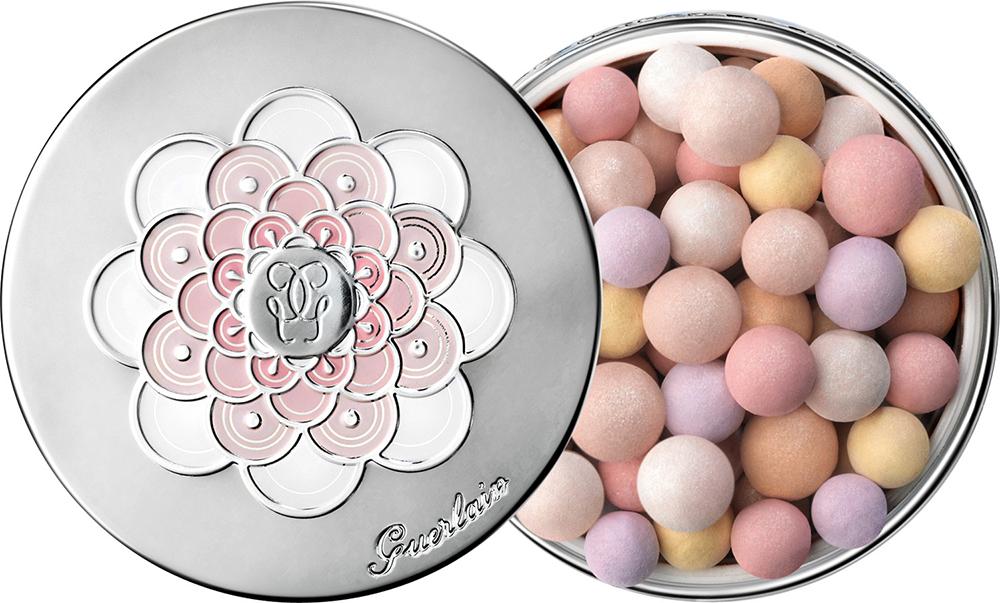 Лучшая пудра-хайлайтер Guerlain Meteorites Pearls