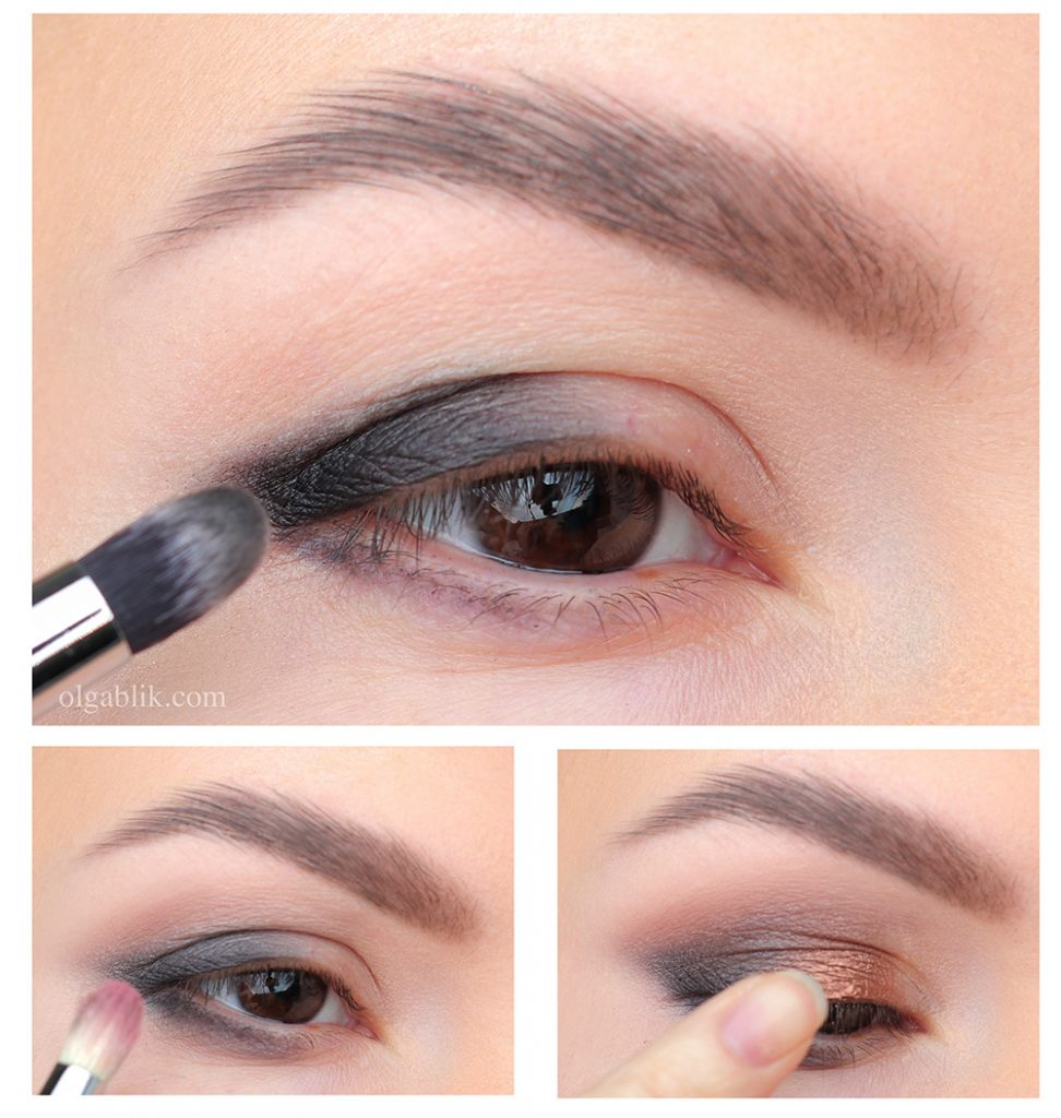 Повседневный макияжглаз за 5 минут пошагово и поэтапно