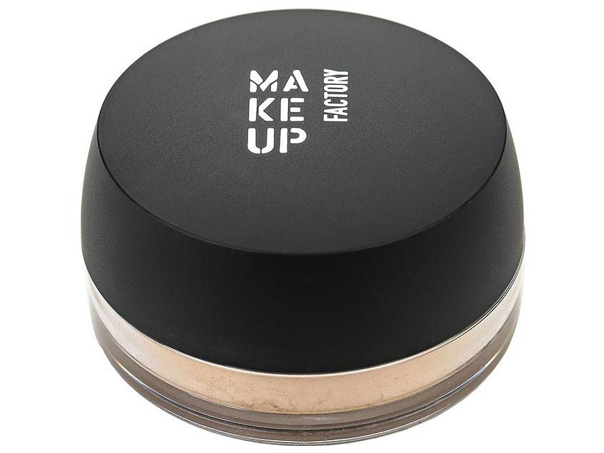 Лучшая рассыпчатая пудра для лица - Make Up Factory Mineral Powder Foundation