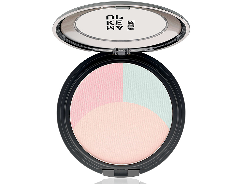 Корректирующая пудра для лица - Make Up Factory Ultrabalance Color Correcting Powder