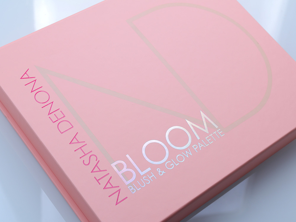 Бандеролька - Natasha Denona Bloom Blush & Glow Palette