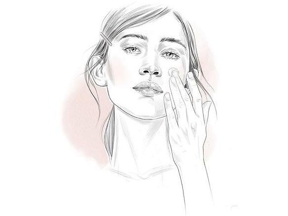 Праймер для лица сухой кожи, жирной, комбинированной отзывы