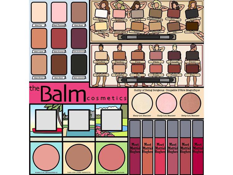 Что купить в theBalm Cosmetics