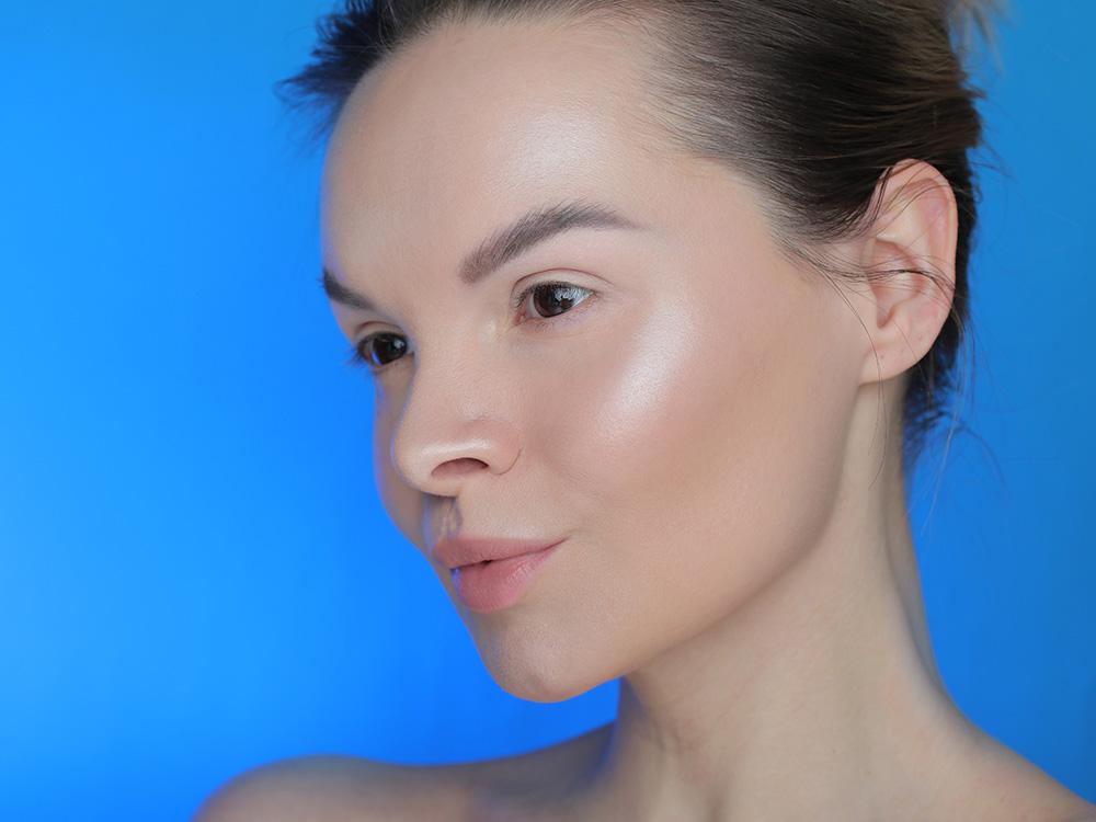 """Тренд """"Стеклянная кожа"""" как повторить эффект глянцевой кожи"""