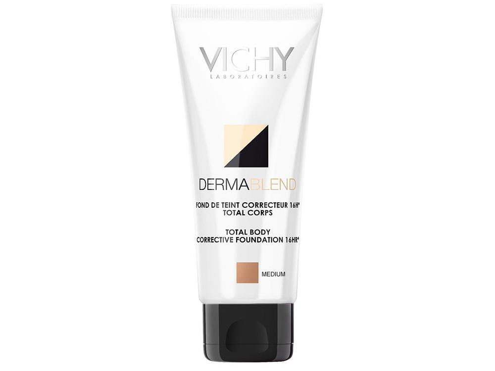 Тональный крем для проблемной кожи Vichy Dermablend Корректирующий