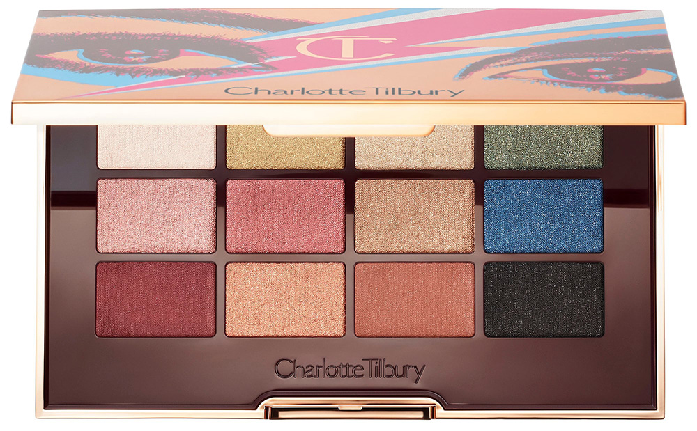 Новые палетки теней 2019 - Charlotte Tilbury The Icon Eyeshadow Palette