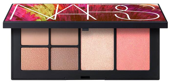 Палетки для макияжа лица 2019 - NARS Fever Dream Wild Thing Face Palette