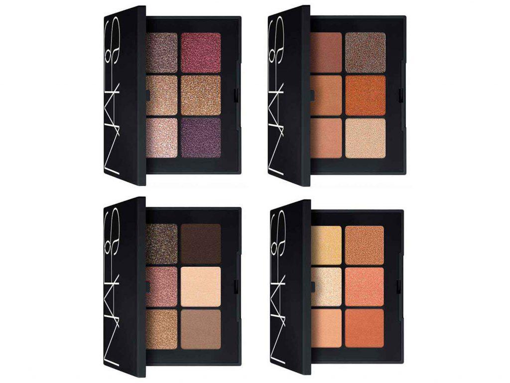 Новые палетки теней 2019 - NARS Voyageur Eyeshadow Palettes