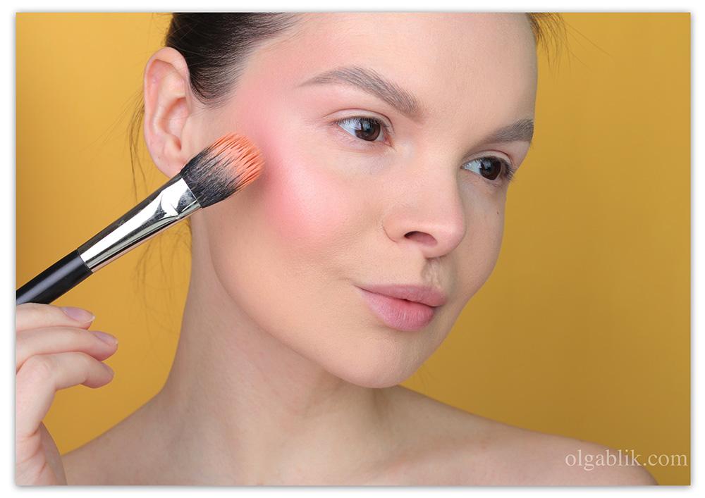 Natasha Denona Bloom Blush & Glow Palette - палетка для лица, отзывы и фото