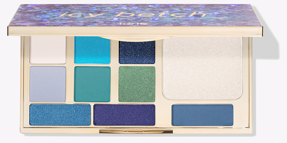 Новые палетки теней 2019 - Tarte Launches Limited-Edition Icy Betch Eye & Cheek Palette