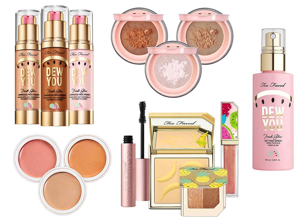 Новинки декоративной косметики 2019 - Too Faced Tutti Frutti Makeup Collection 2019