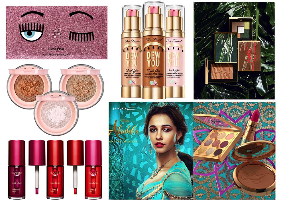 Новинки декоративной косметики 2019 - летние коллекции макияжа