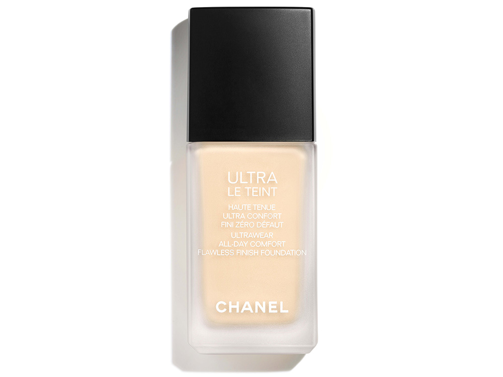 Тональные кремы 2019 - Chanel Ultra Le Teint Ultrawear All-Day Comfort Flawless Finish Foundation