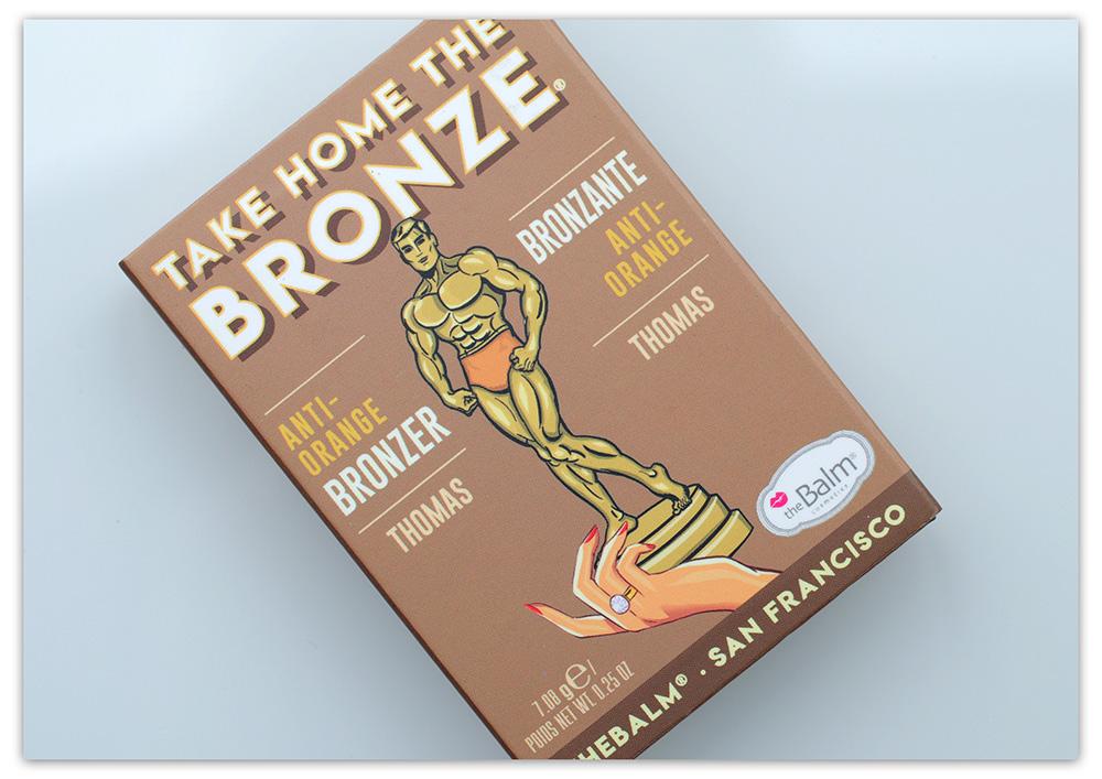 Take Home The Bronze - theBalm - бронзер для лица, отзывы и фото