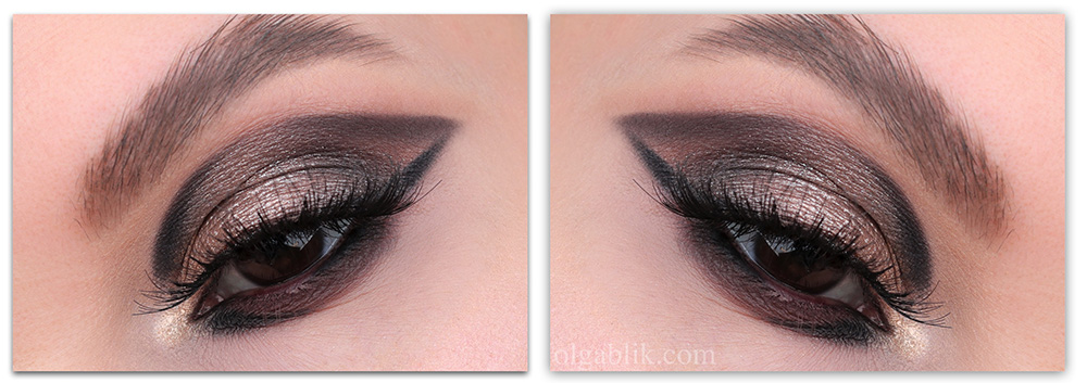 """Графичный макияж глаз """"Smoky Eyes"""""""