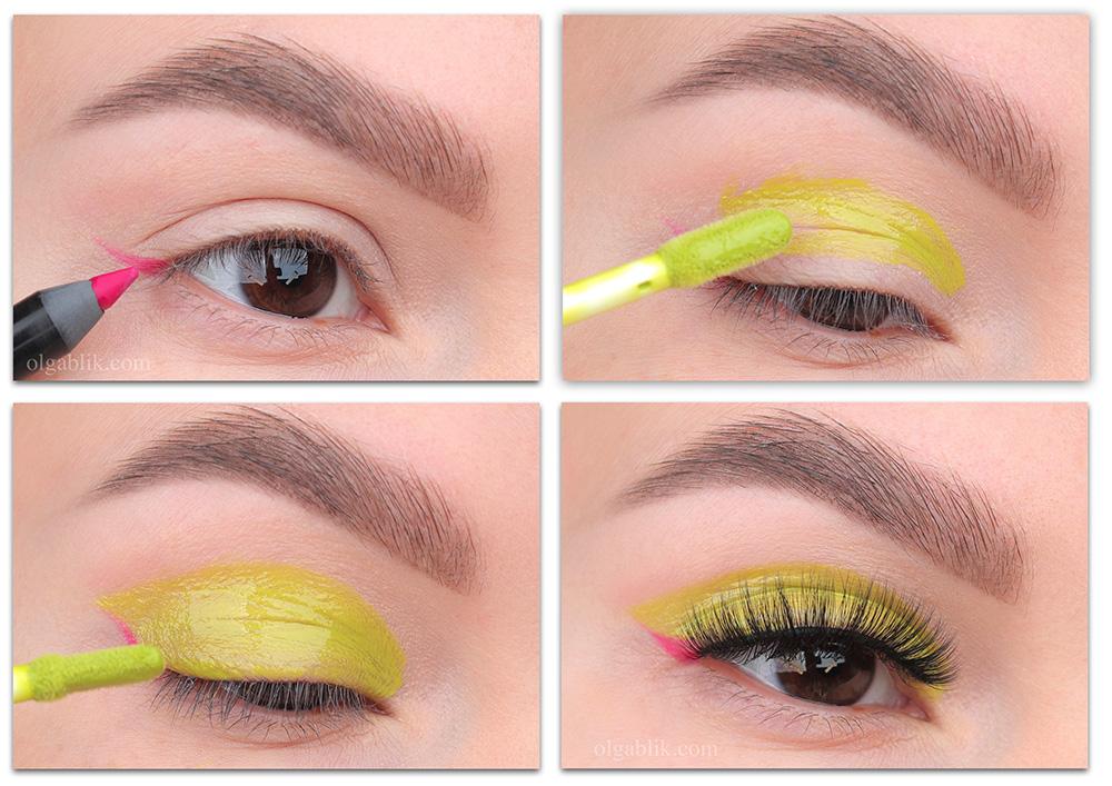 Как сделать влажный макияж в домашних условиях - пошаговый фото - урок
