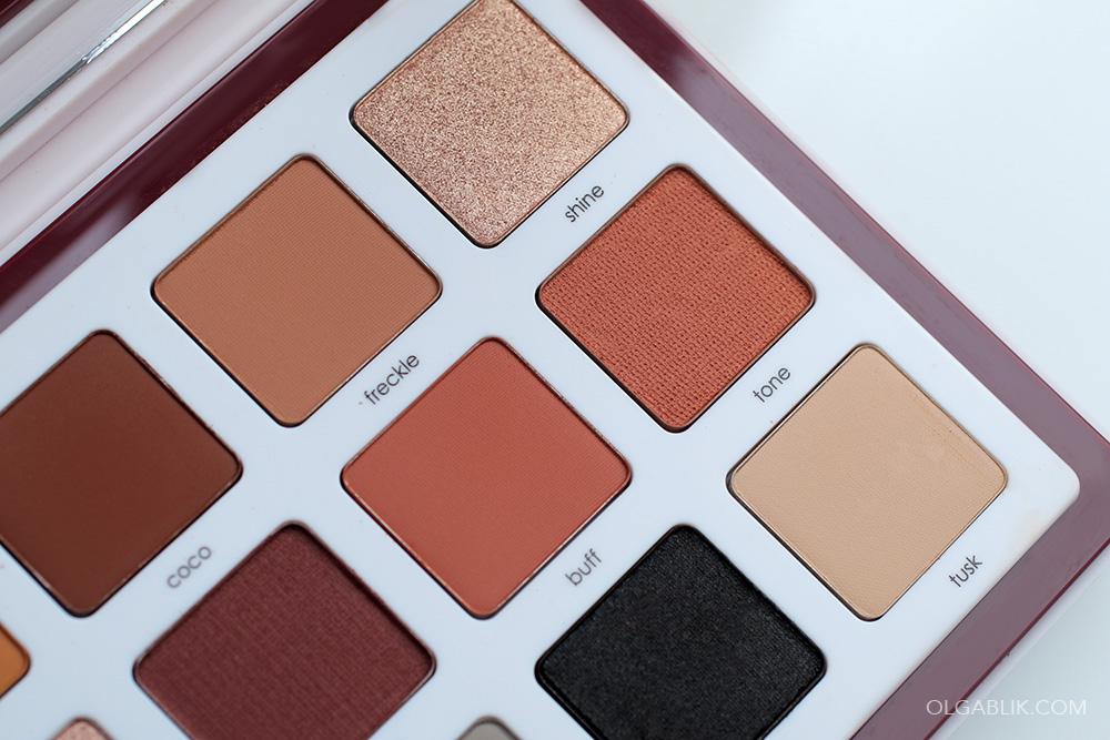 All Neutral Biba Eyeshadow Palette - Natasha Denona