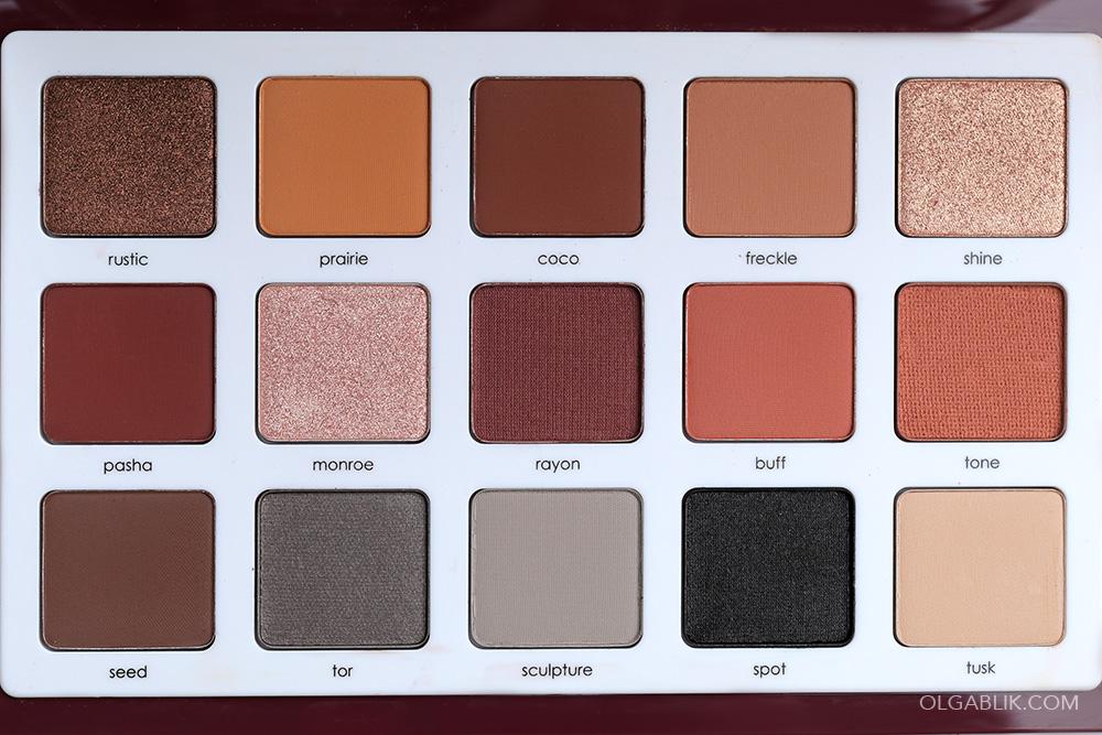 Biba All Neutral Eyeshadow Palette - Natasha Denona