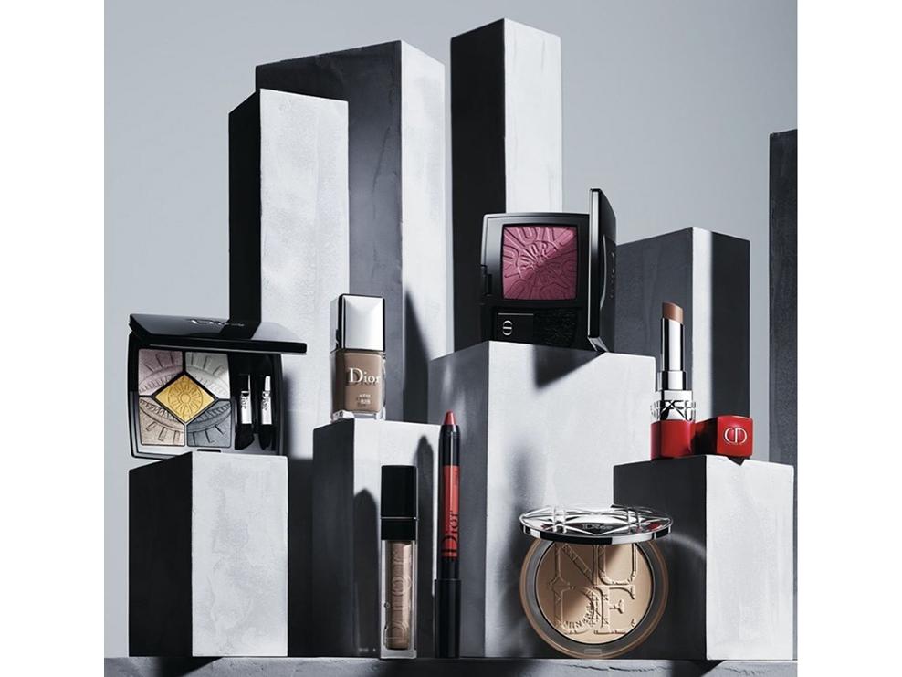 Осенняя коллекция макияжа Dior Power Look Makeup Collection Fall 2019