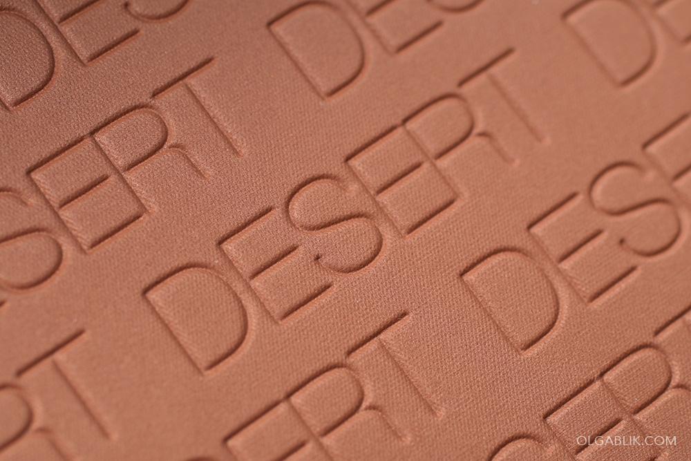 Бронзирующая пудра PUPA Desert Bronzing Powder - фото, отзывы, свотчи