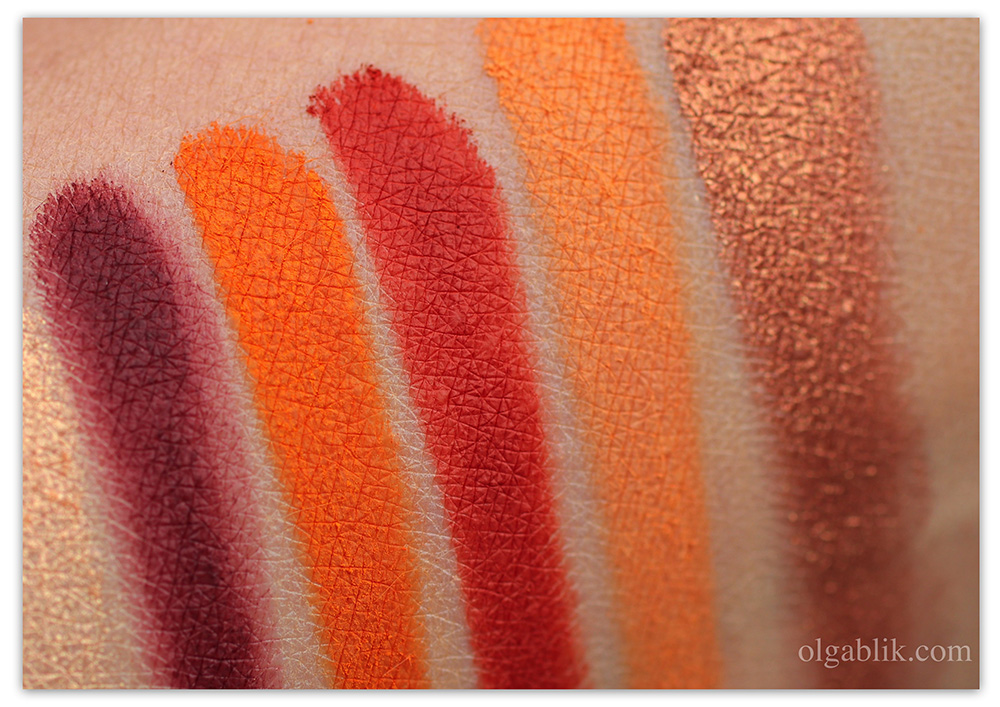 Sunrise Eyeshadow Palette – Natasha Denona: отзывы, макияж, свотчи