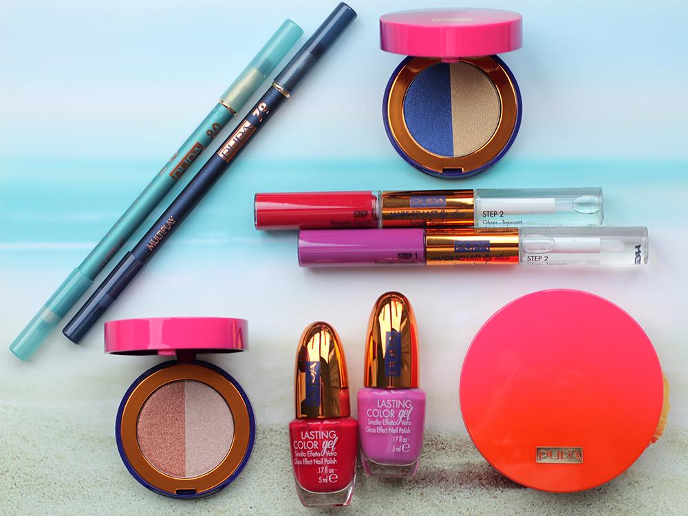 Sunset Blooming Limited Edition – PUPA Milano: летняя коллекция макияжа
