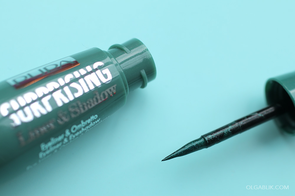 Подводка для глаз и жидкие тени 2 в 1Pupa Surprising Liner & Shadow
