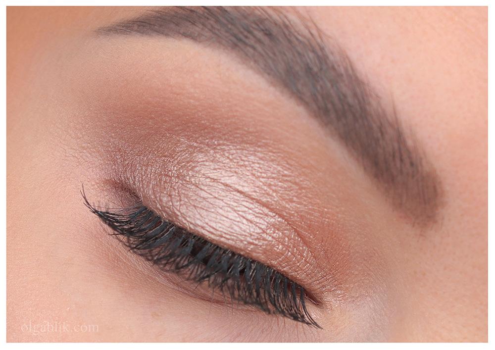 Бронзовый макияж - пошаговый фото-урок по макияжу
