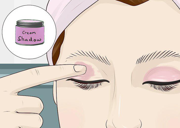 Как сделать тени ярче