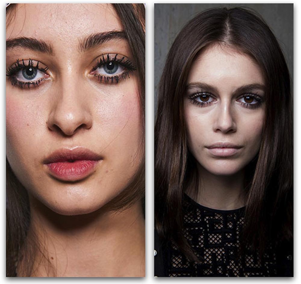 Макияж-2020: модные тенденции в макияже - Объёмные ресницы