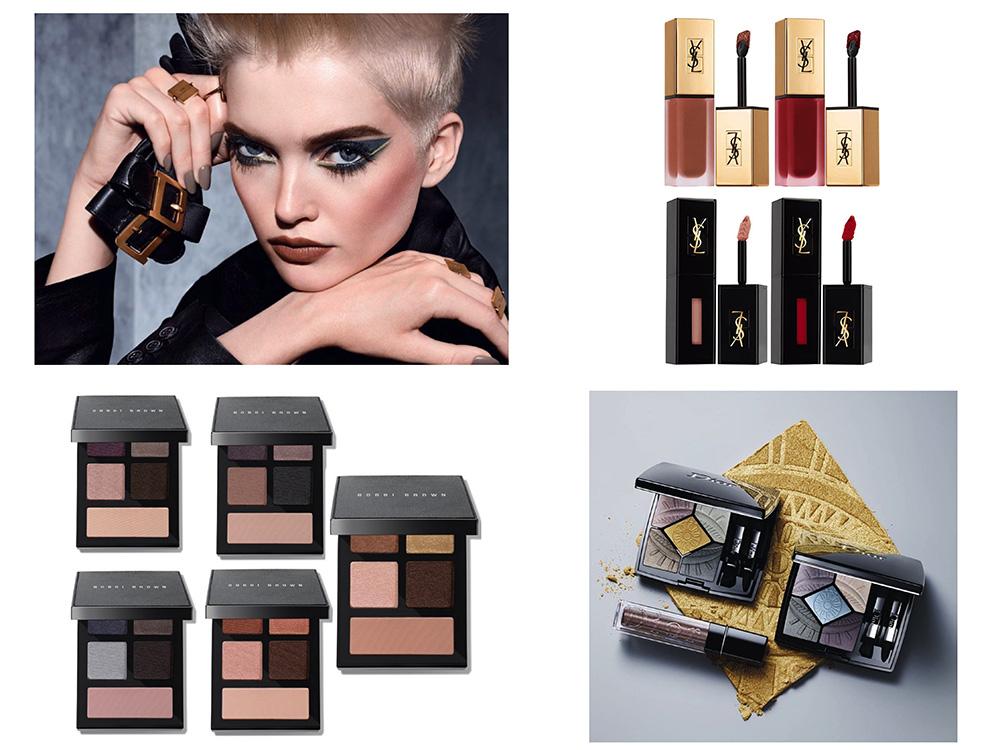 Осенние коллекции макияжа 2019: новинки декоративной косметики