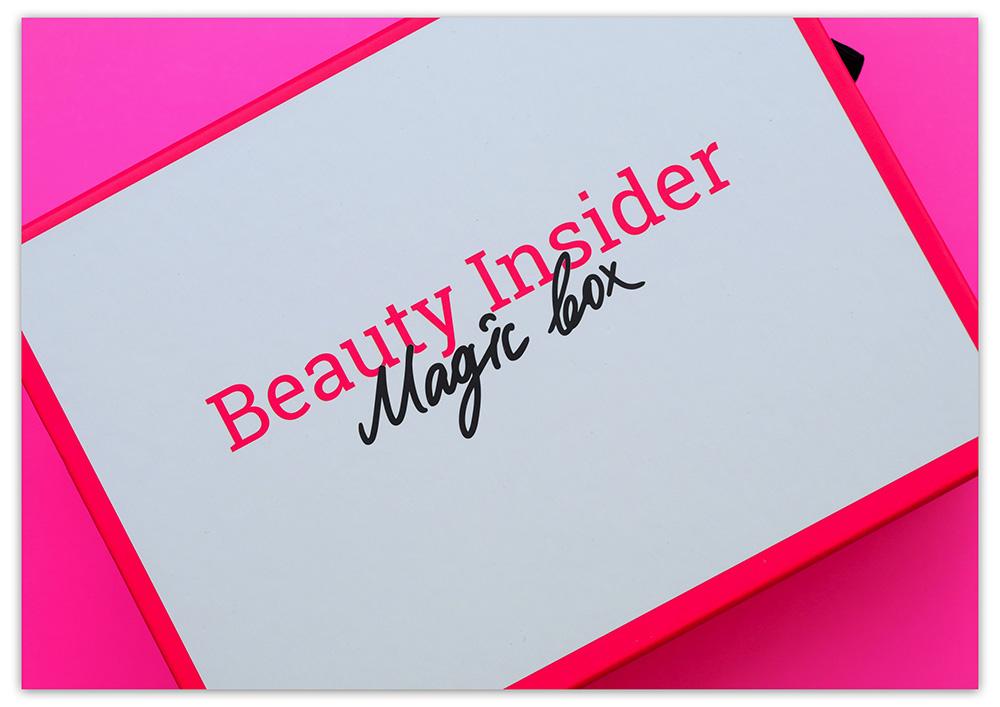 Beauty Insider Magic Box №31 - отзывы на бьюти-бокс
