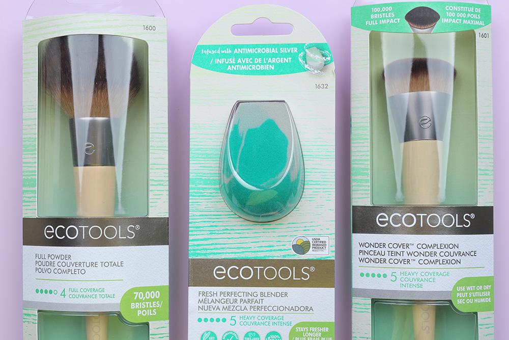 Ecotools - кисти для макияж - отзывы