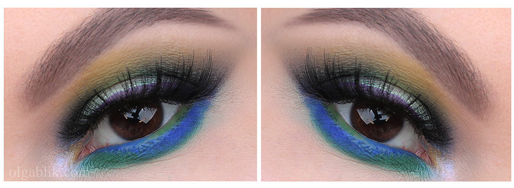 Huda Beauty Faux Mink Lash - Jade #13